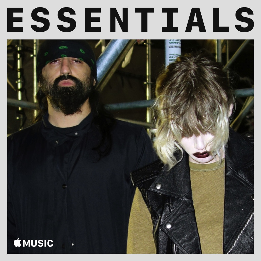 Crystal Castles Essentials