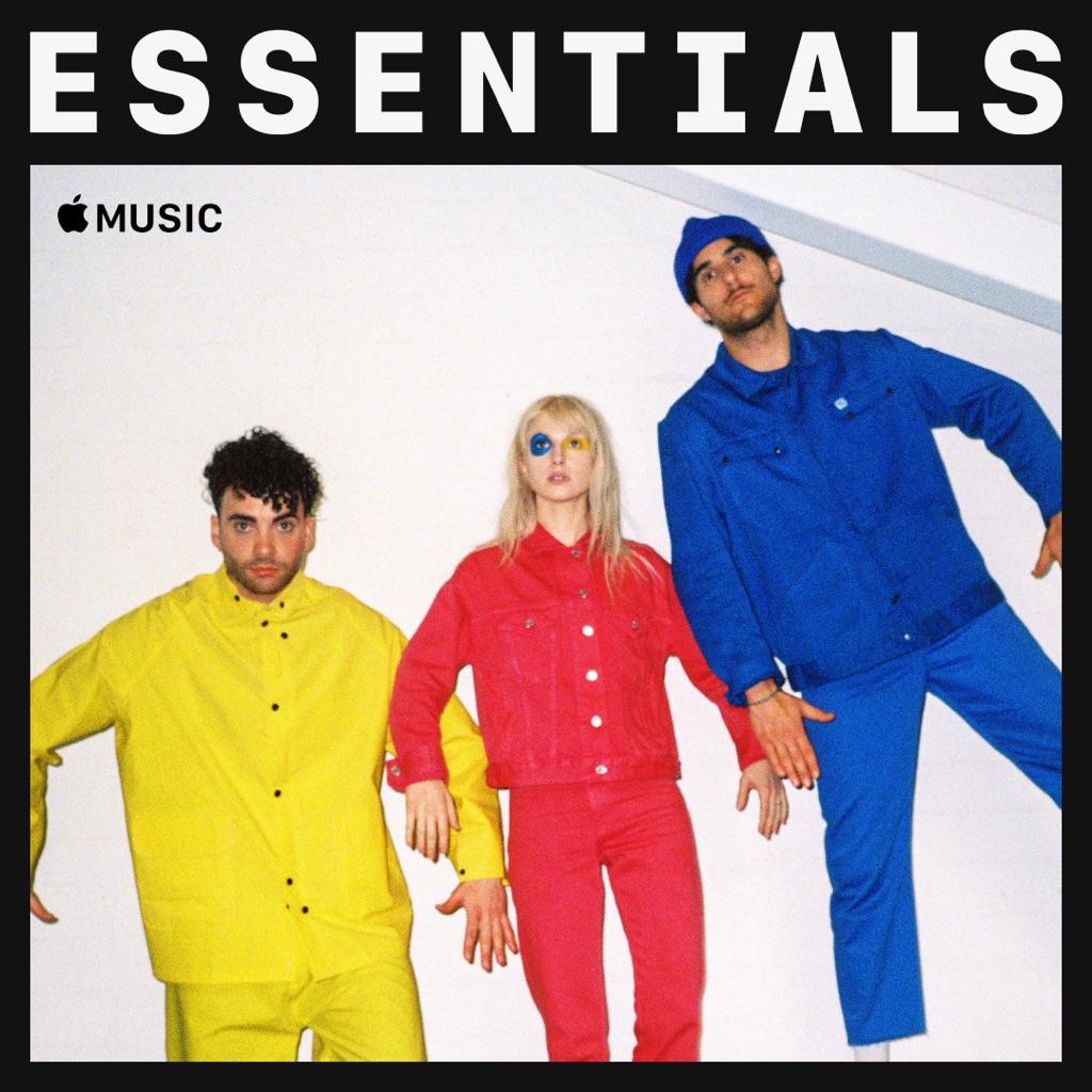 Paramore Essentials