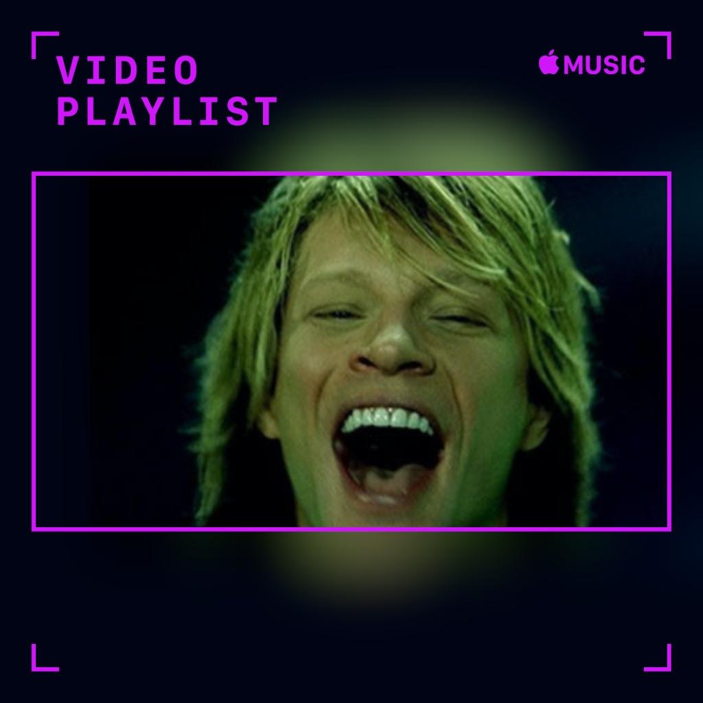 Bon Jovi Video Essentials