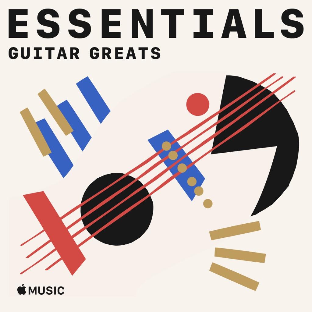 Guitar Greats Essentials