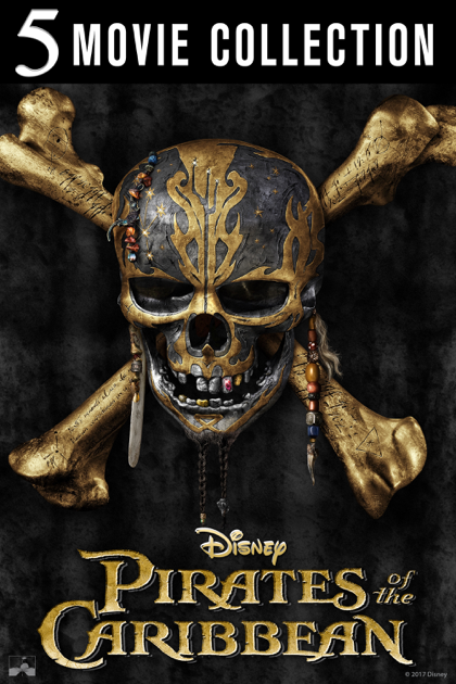 Pirates Of The Caribbean 5 Movie Collection On Itunes