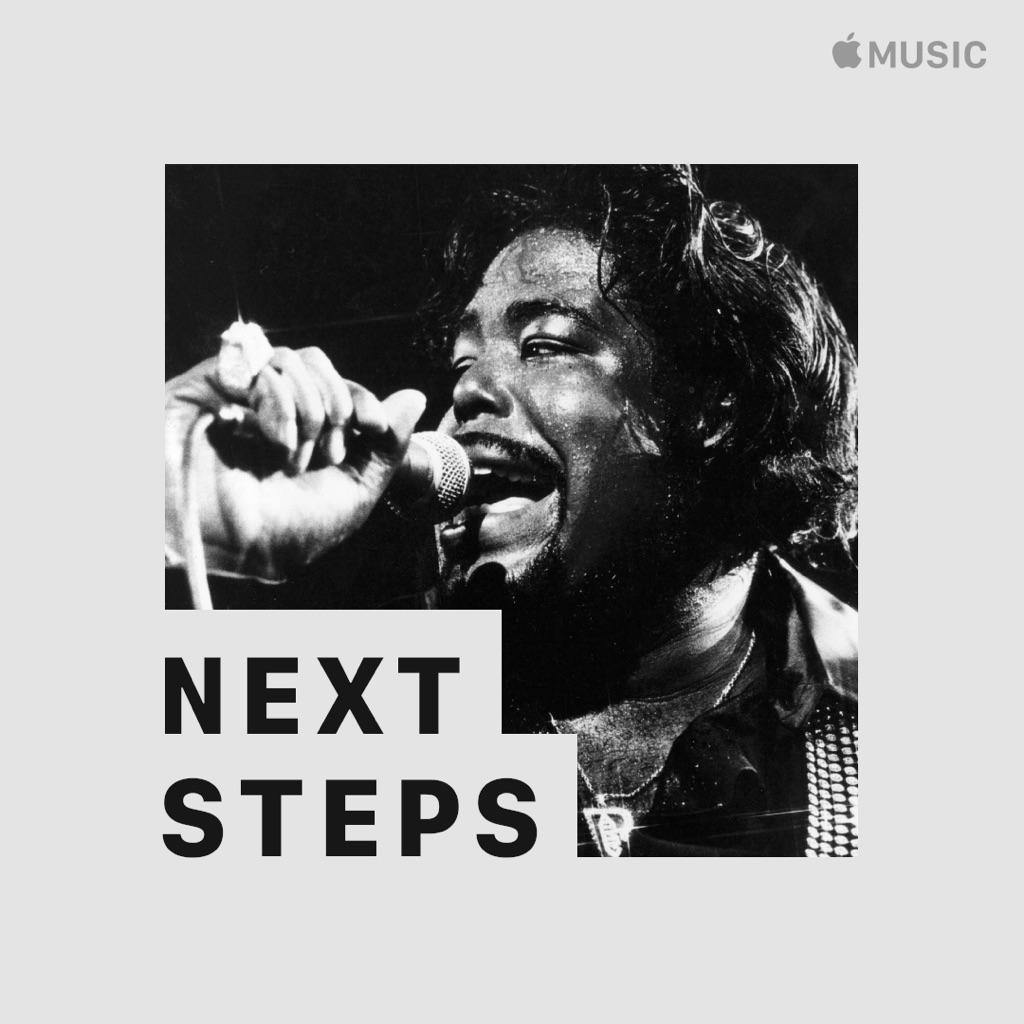 Barry White: Next Steps