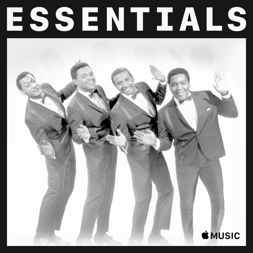 The Four Tops Essentials