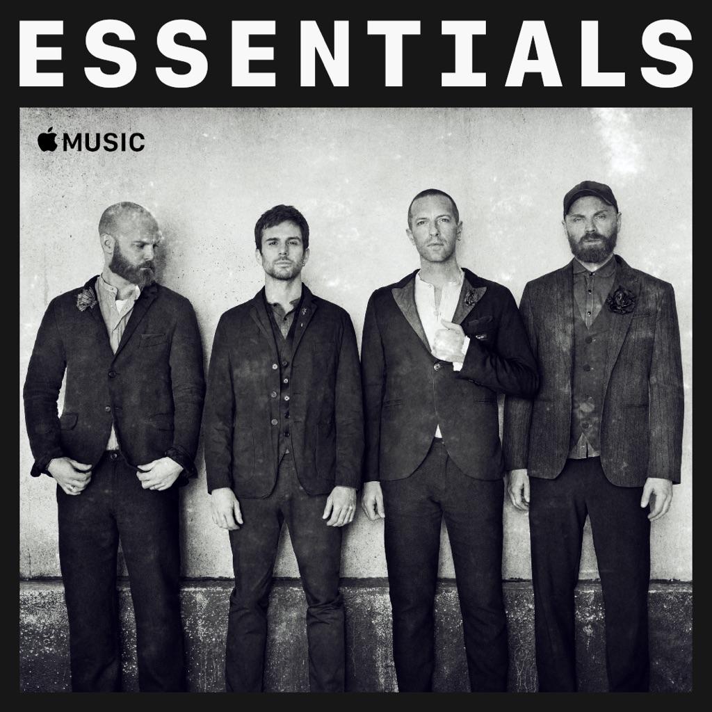 Coldplay Essentials