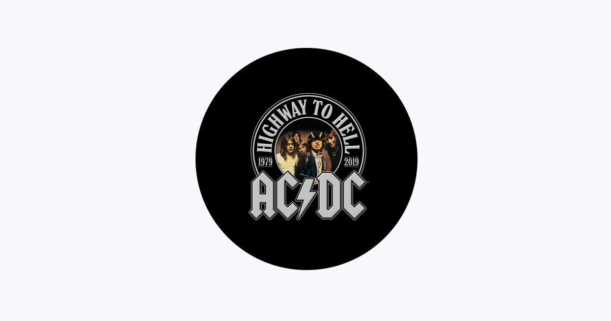 AC/DC on Apple Music