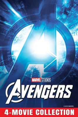 Avengers - 4 Film Collection HD Download