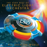 Electric Light Orchestra - All Over the World artwork