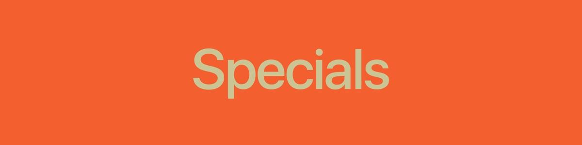 Apple Music Specials