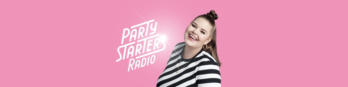 Party Starters Radio with Rebecca Judd