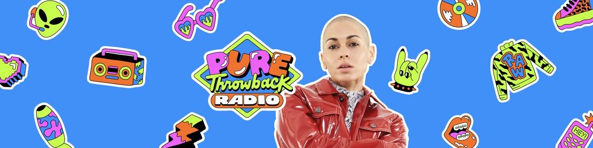 Pure Throwback Radio with Nicole Sky