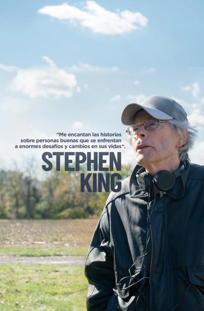 Películas y series inspiradas y creadas por Stephen King.