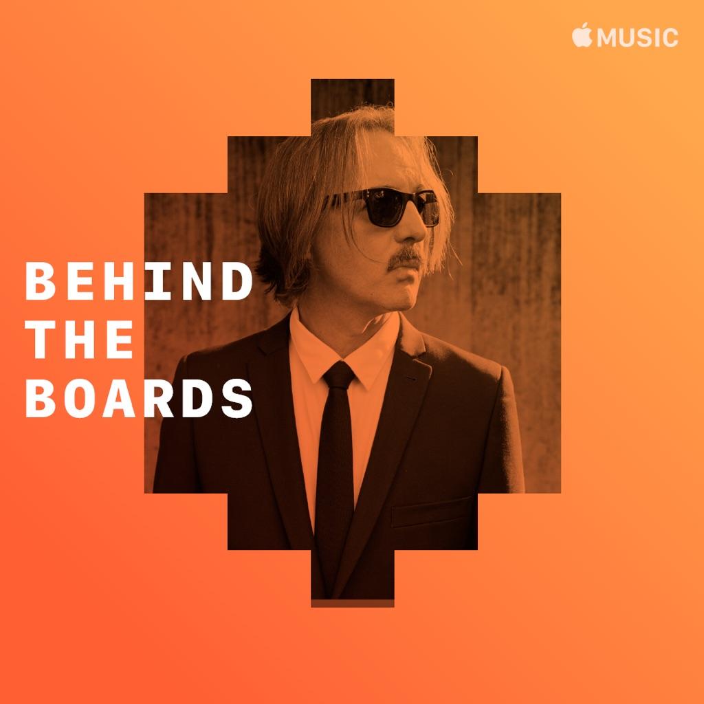 Butch Vig: Behind the Boards