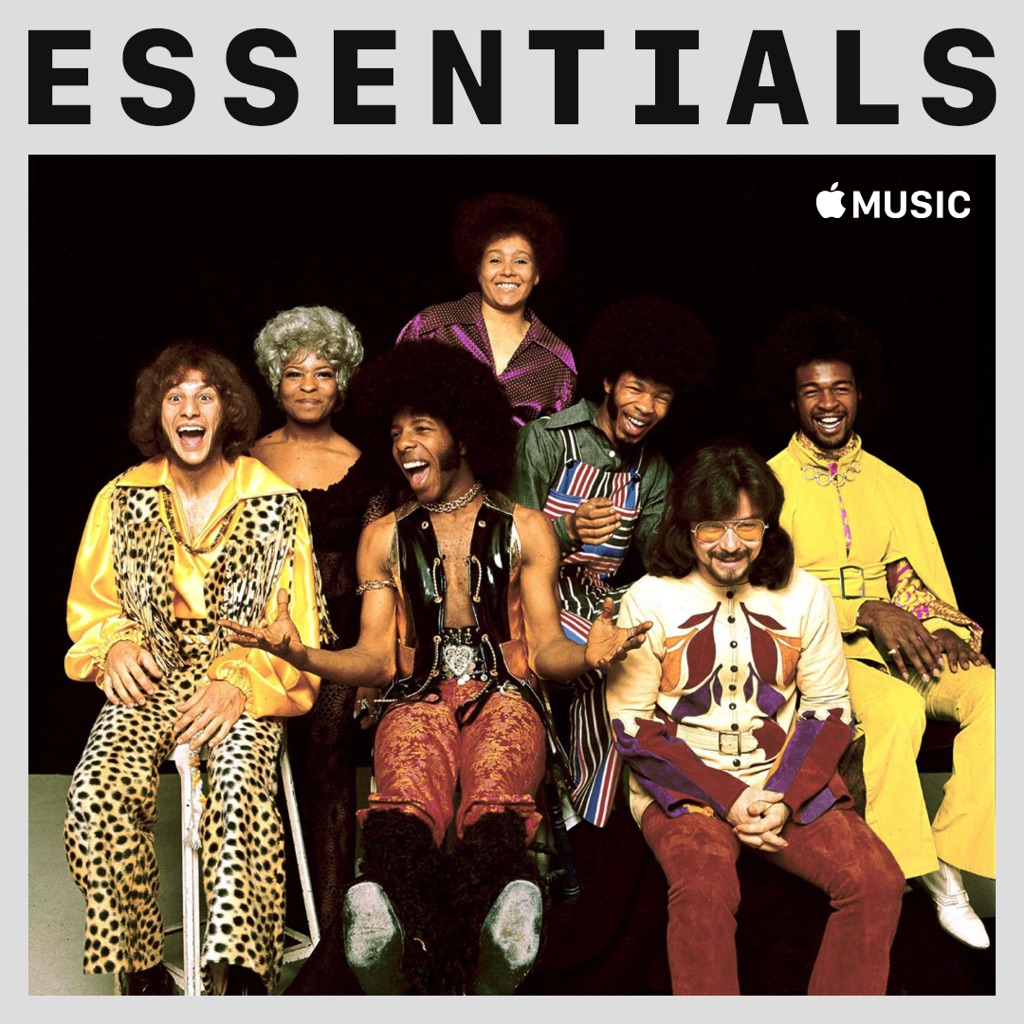 Sly & the Family Stone Essentials
