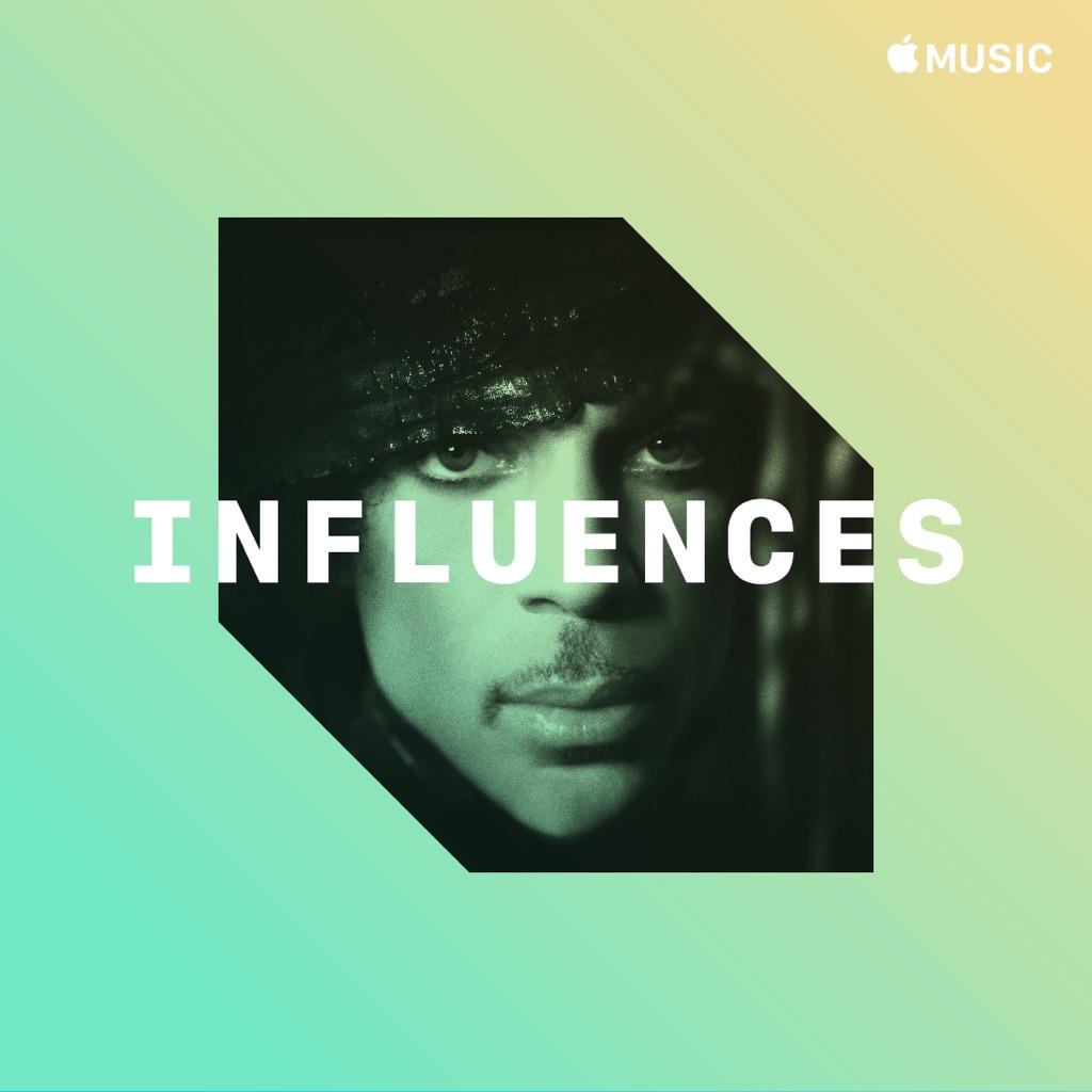 Prince: Influences