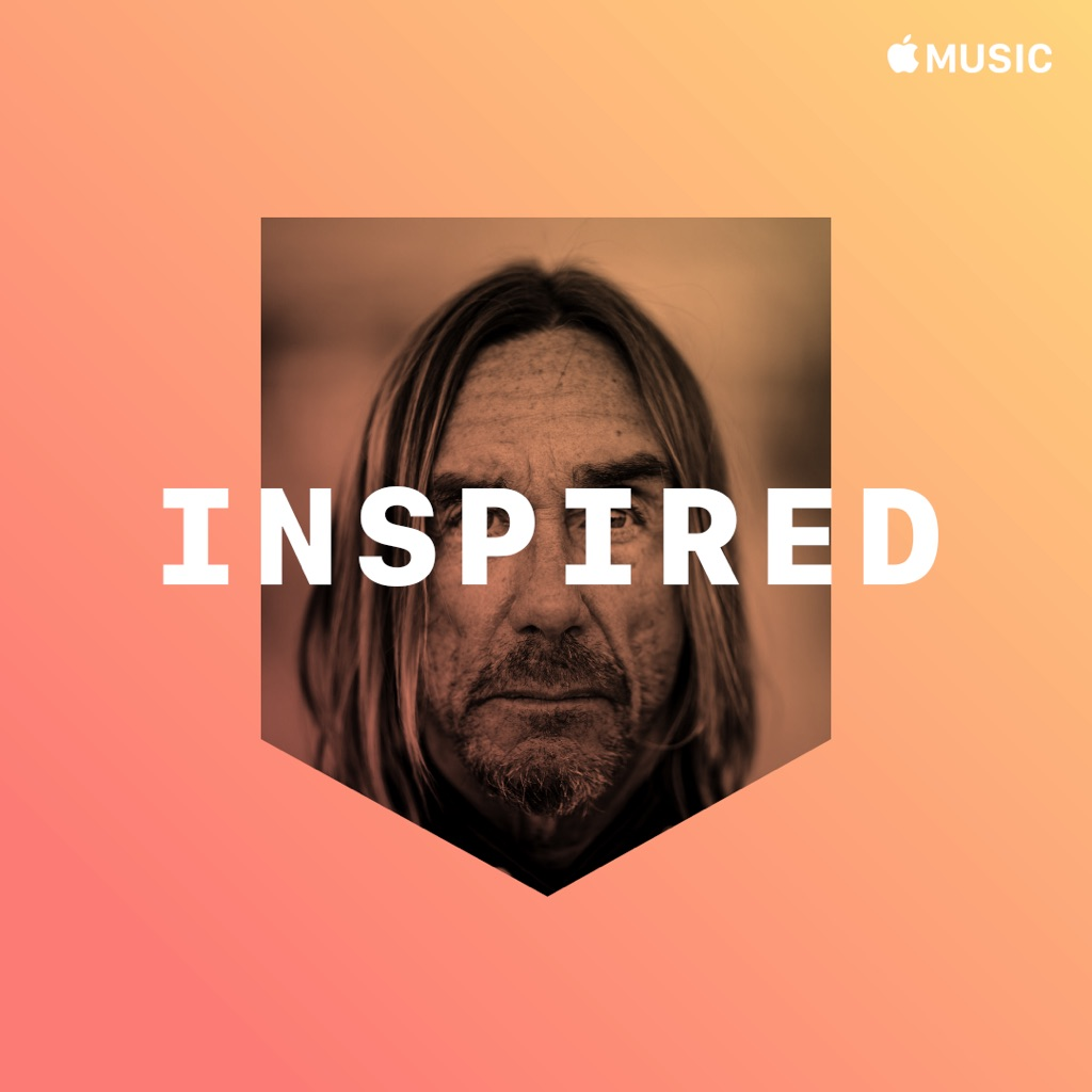 Inspired by Iggy Pop