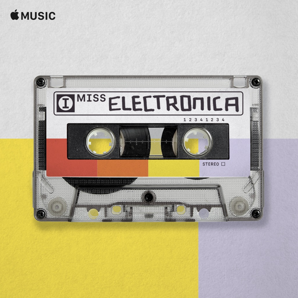I Miss Electronica