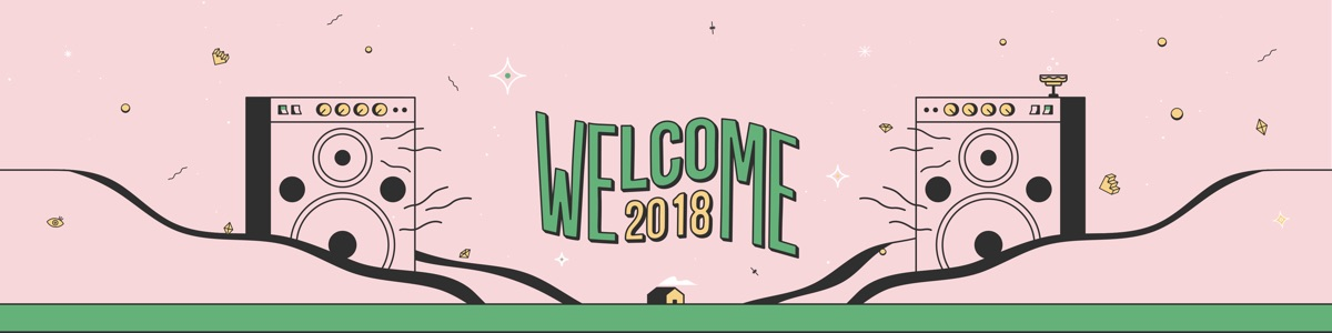Welcome 2018
