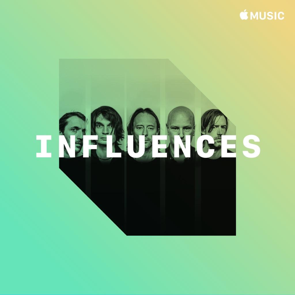 Radiohead: Influences