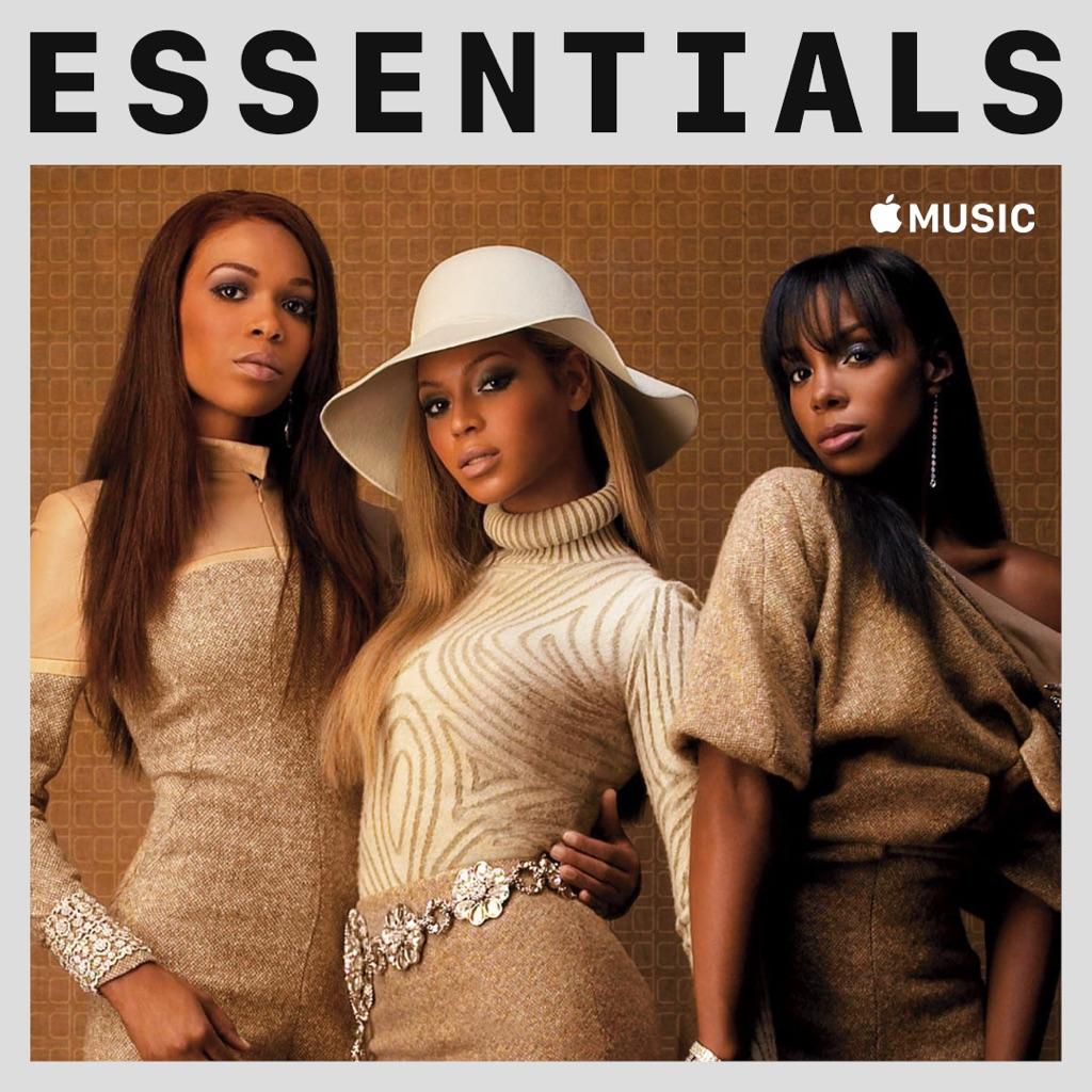 Destiny's Child Essentials