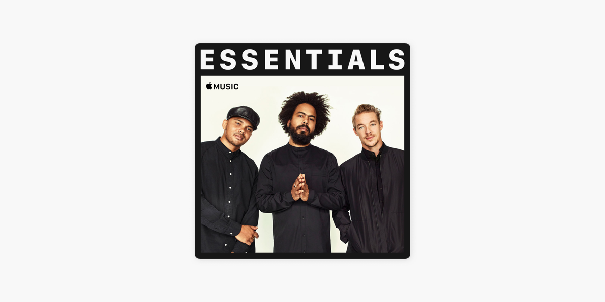 Major Lazer Essentials by Apple Music Electronic