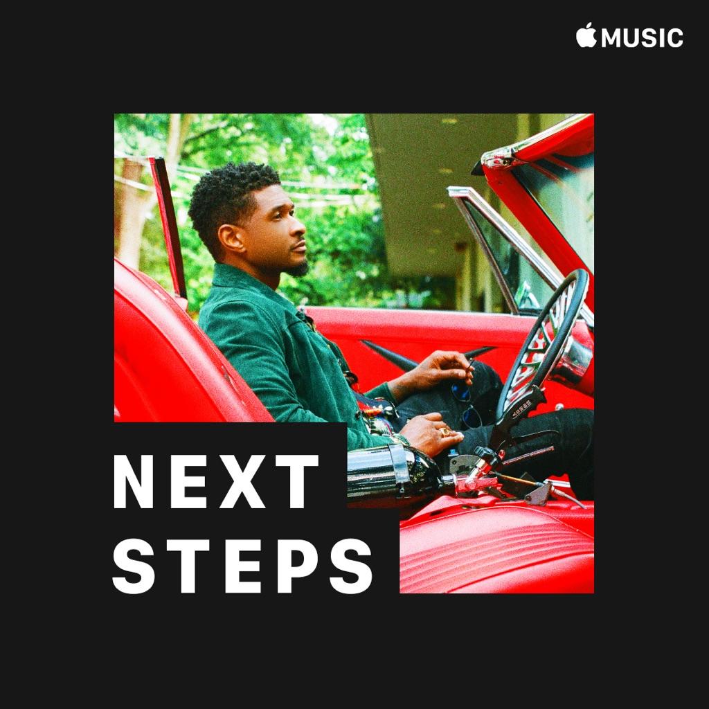Usher: Next Steps
