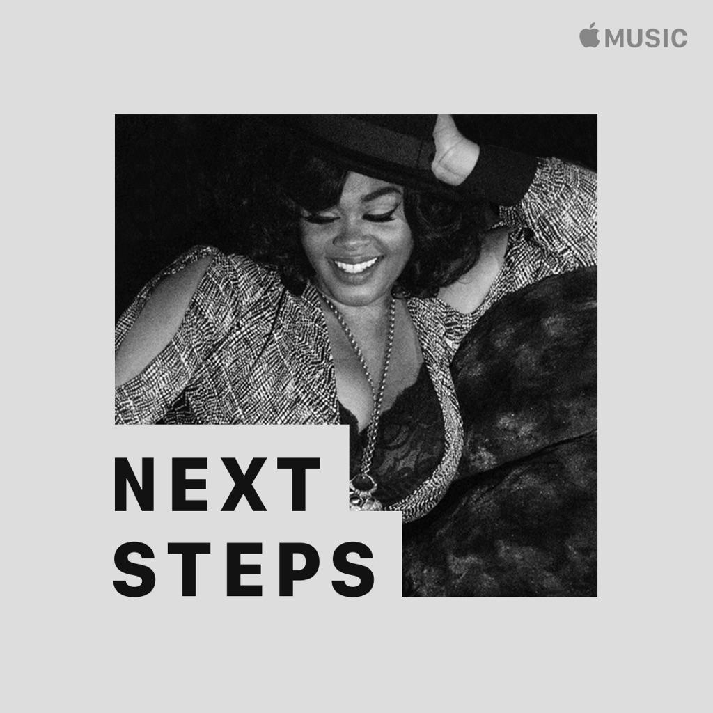 Jill Scott: Next Steps