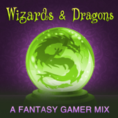 Wizards & Dragons: A Fantasy Gamer Mix
