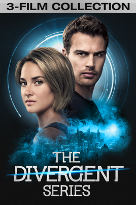 The Divergent Series  Film Collection