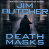 Jim Butcher - Death Masks: The Dresden Files, Book 5 (Unabridged)  artwork