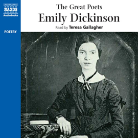 The Great Poets: Emily Dickinson (Unabridged) audiobook