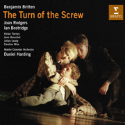 Britten: The Turn of the Screw, Op. 54 - Daniel Harding, Ian Bostridge, Joan Rodgers & Mahler Chamber Orchestra - Daniel Harding, Ian Bostridge, Joan Rodgers & Mahler Chamber Orchestra