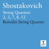 Borodin String Quartet - String Quartet No. 7 in F sharp minor Op. 108: I. Allegretto