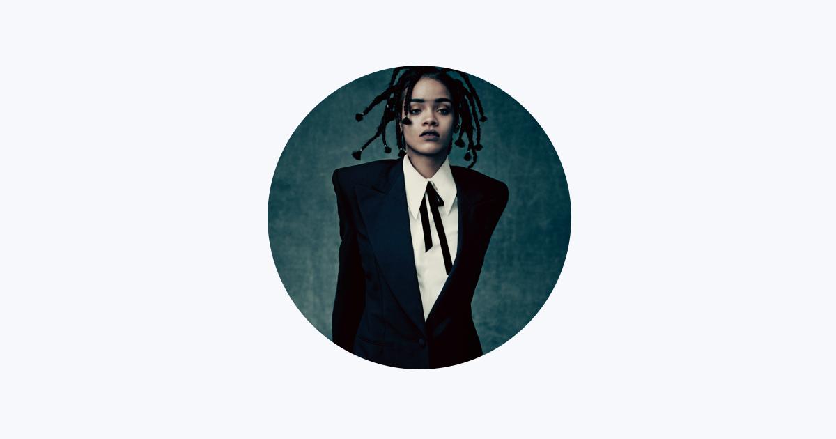 Rihanna on Apple Music