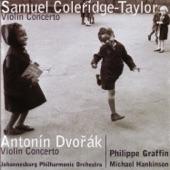 Philippe Graffin / Johannesburg Philharmonic Orchestra - Violin Concerto in A Minor, Op. 53: Allegro ma non troppo