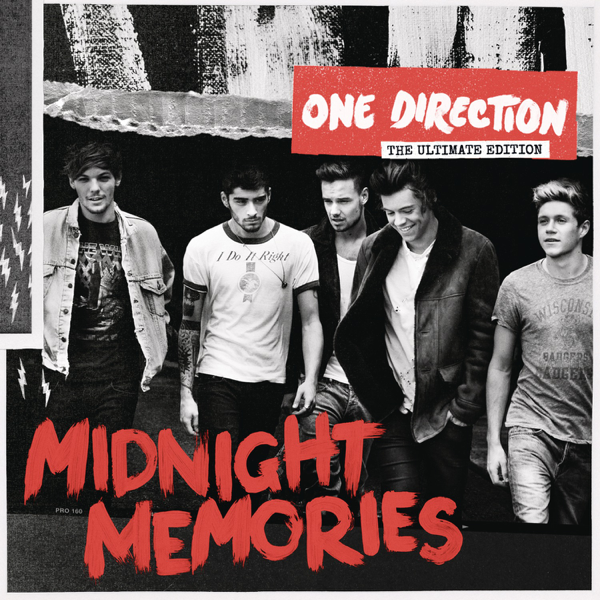 Midnight Memories Deluxe Edition By One Direction On Apple Music