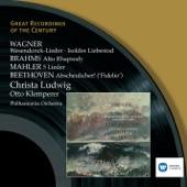 Christa Ludwig - Rückert Lieder: V. Um Mitternacht