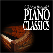 40 Most Beautiful Piano Classics - Various Artists - Various Artists