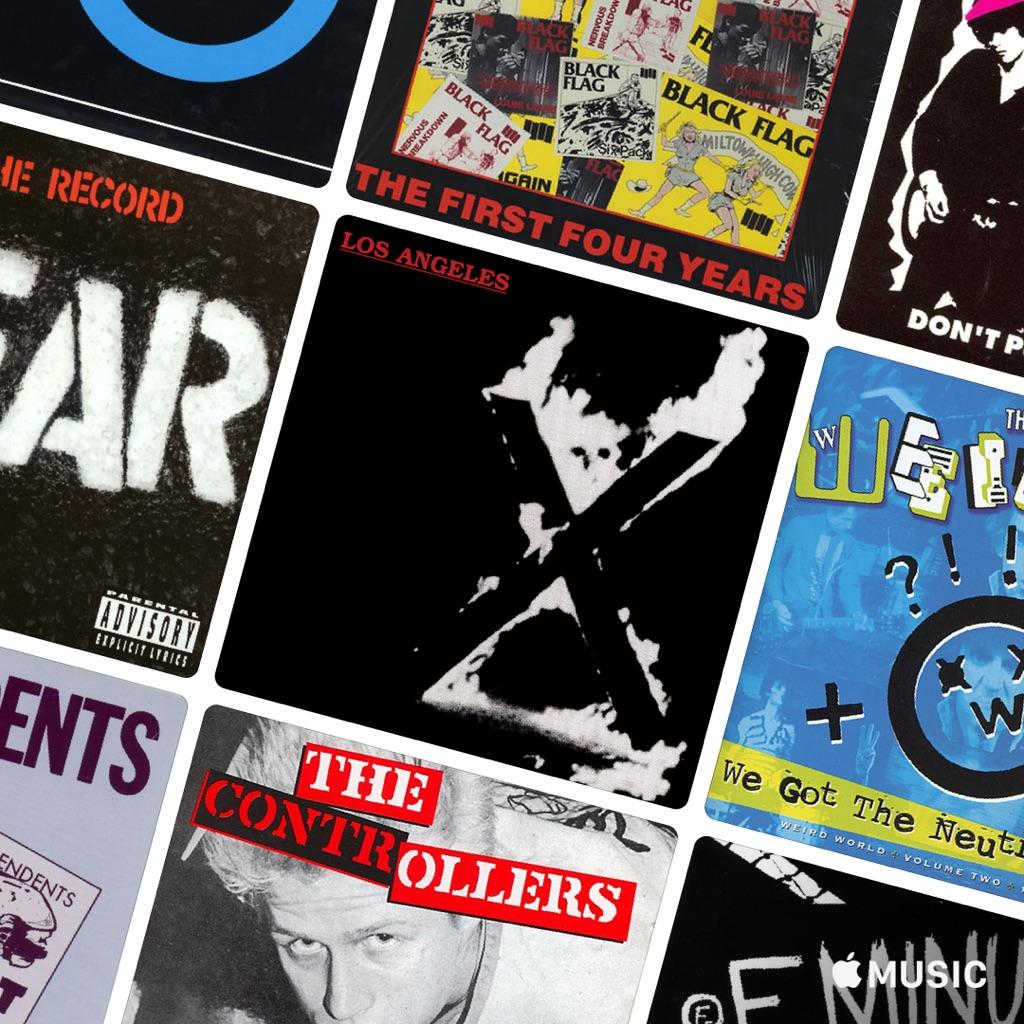 Best of '70s L.A. Punk