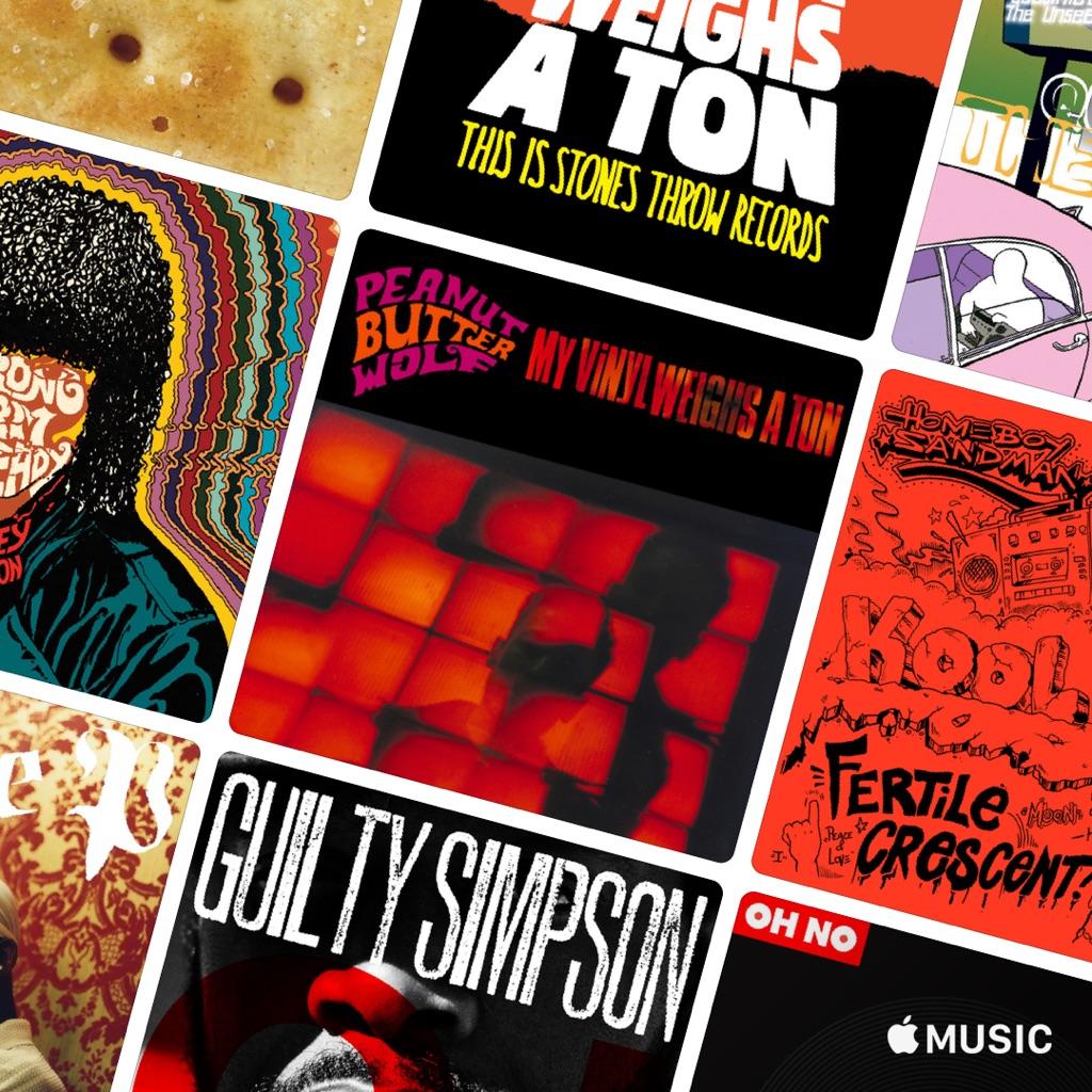 Best of Stones Throw Records