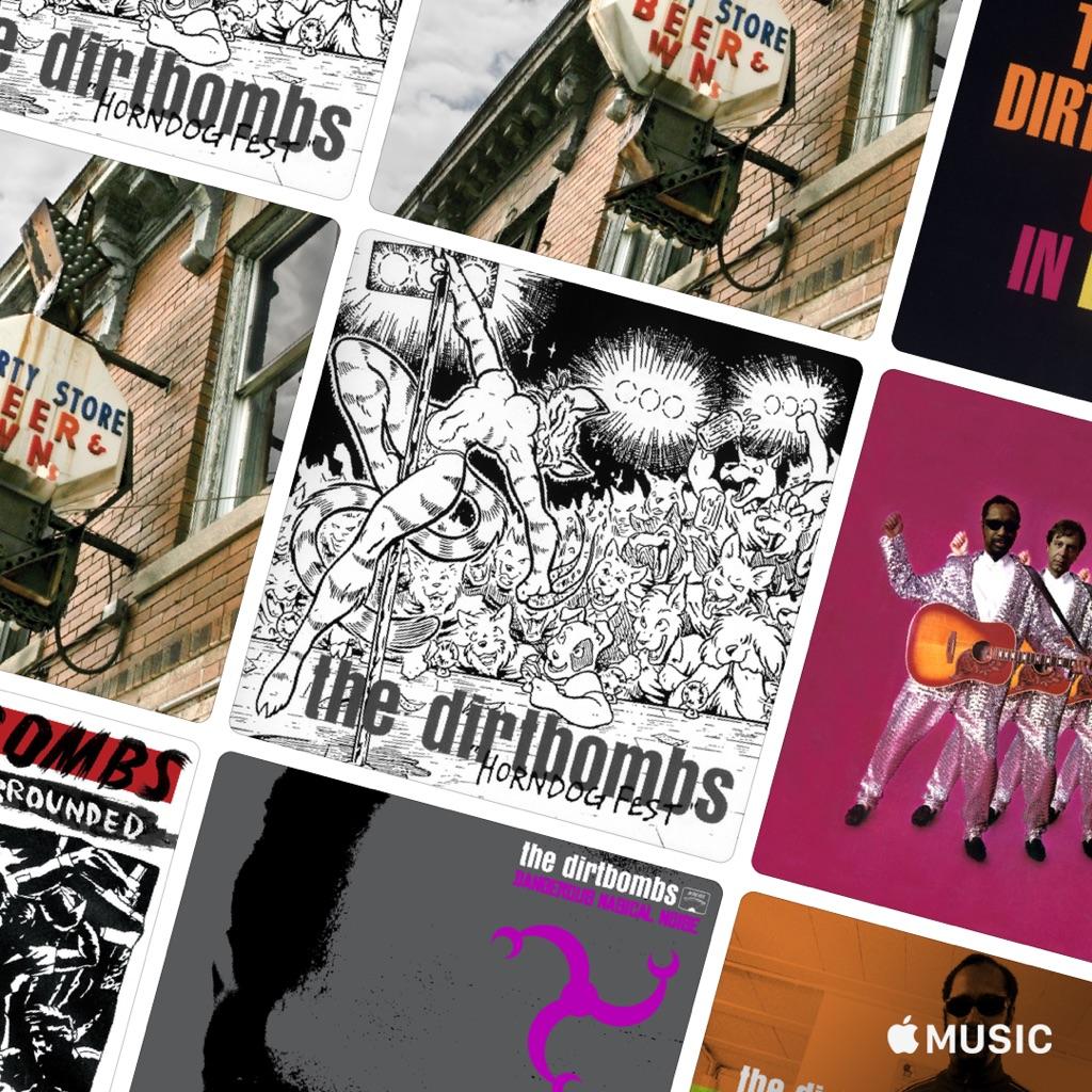 The Dirtbombs Essentials