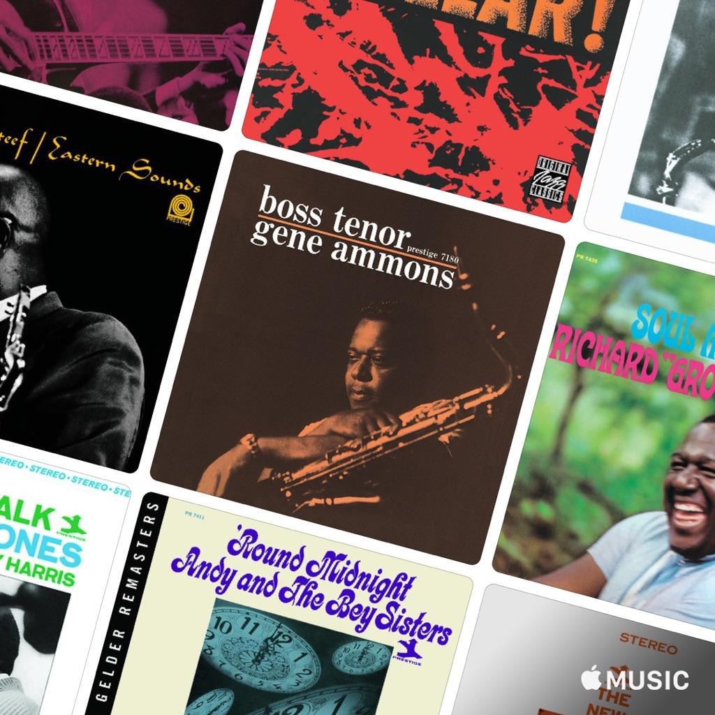 Prestige Records: The '60s