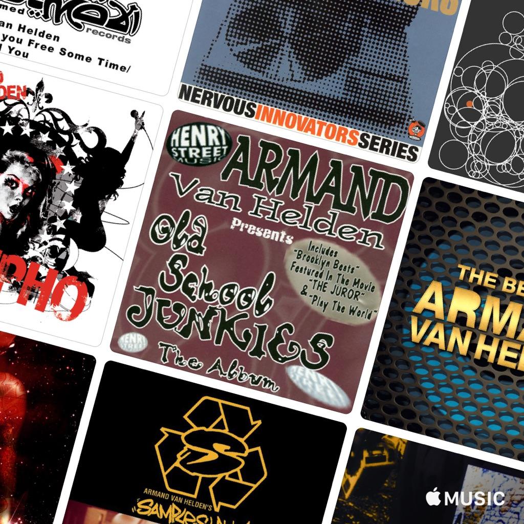 Armand Van Helden Essentials