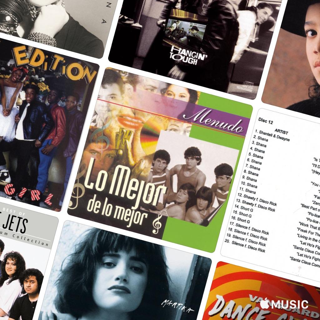 Best of '80s Teen Pop