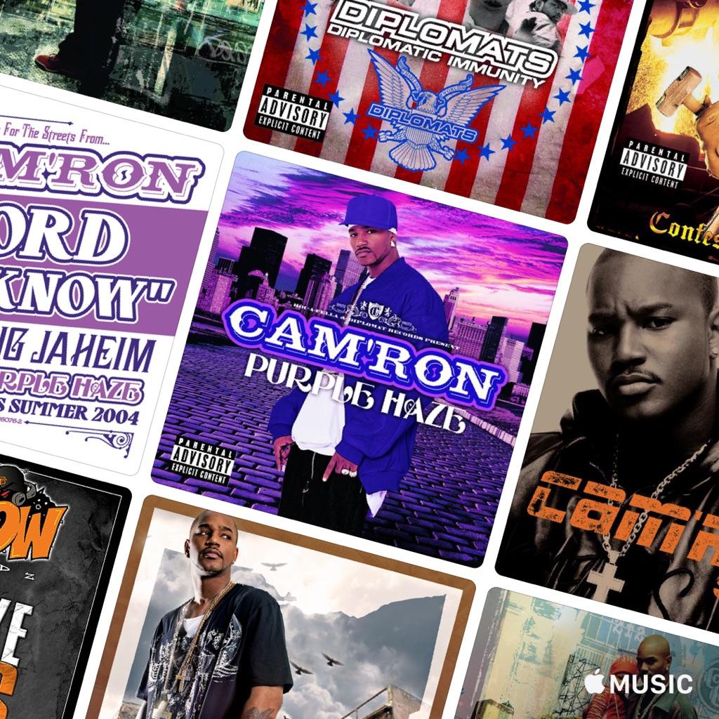 Cam'ron Essentials