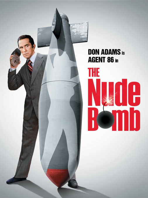 The Nude Bomb 1980 TV trailer #2 - YouTube