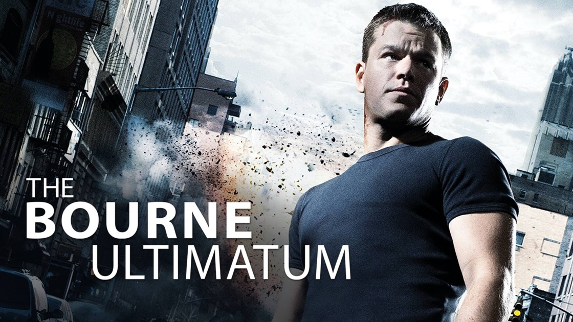 The Bourne Ultimatum now available On Demand!