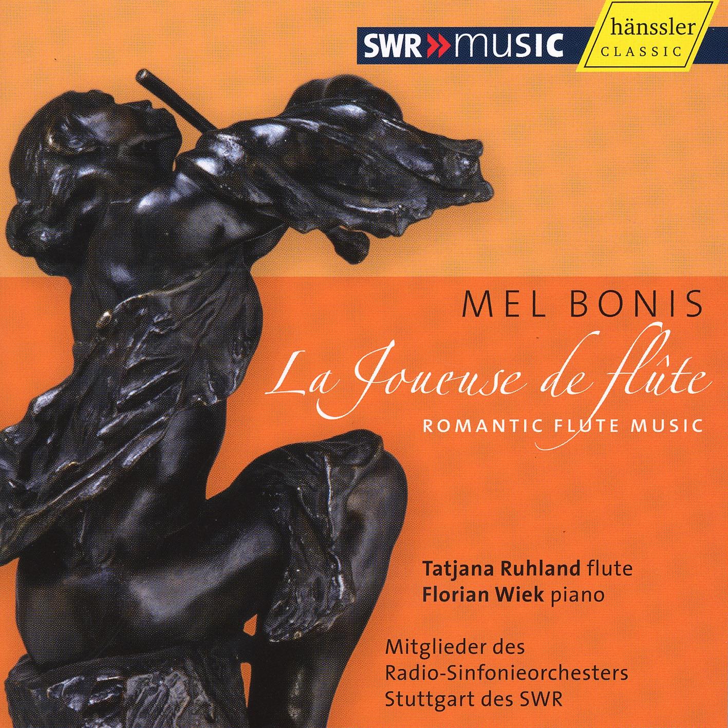 Bonis, M.: Suite en Trio - Scenes de la Foret - Suite Dans Le Style Ancien - Air Vaudois - Fantaisie,