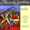 Gerard Schwarz - Conductor's Guide to Stravinsky's Petrouchka & The Rite of Spring  artwork