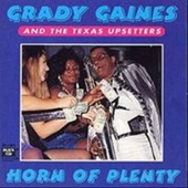 Grady Gaines & The Texas Upsetters - Baby Work Out