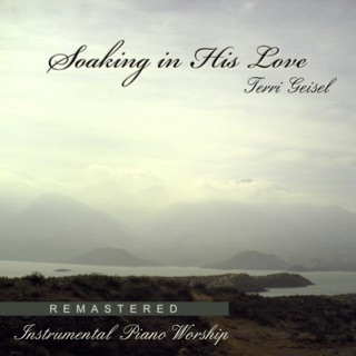 Soaking in His Peace (Instrumental Worship and Prayer Music) by